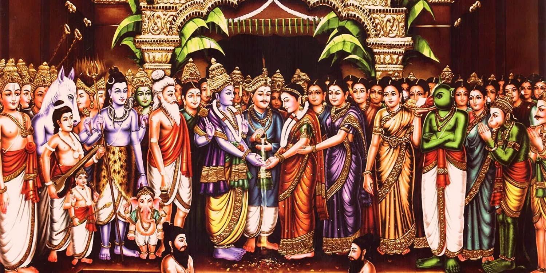 hindu matrimony banner